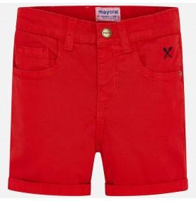 Pantalón corto sarga niño
