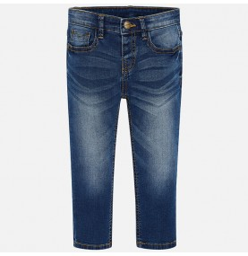 Jeans básico slim fit niño