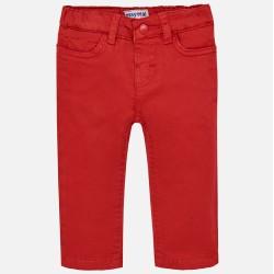 Pantalón básico largo de...