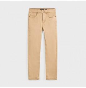 Pantalón largo básico slim...