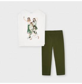 Conjunto leggings...