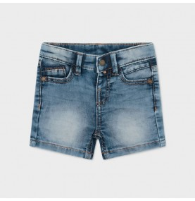 Bermuda soft denim algodón...