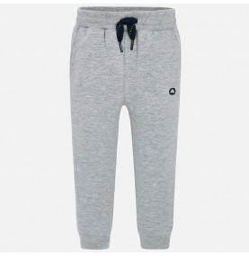 Pantalón largo básico felpa...